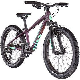 "Orbea MX XC 20"" Kids, purple/mint"